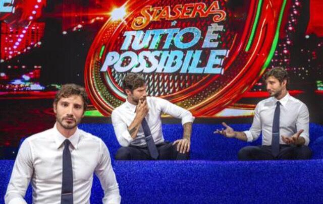 'Stasera tutto è possibile', con Stefano De Martino la tv che mette d'accordo tutti