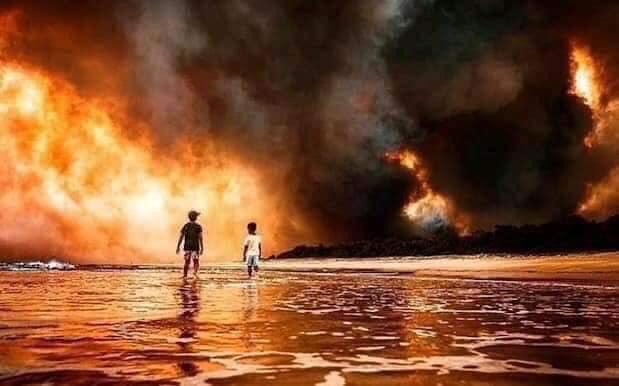 Brucia l'Australia e con essa le speranze del mondo