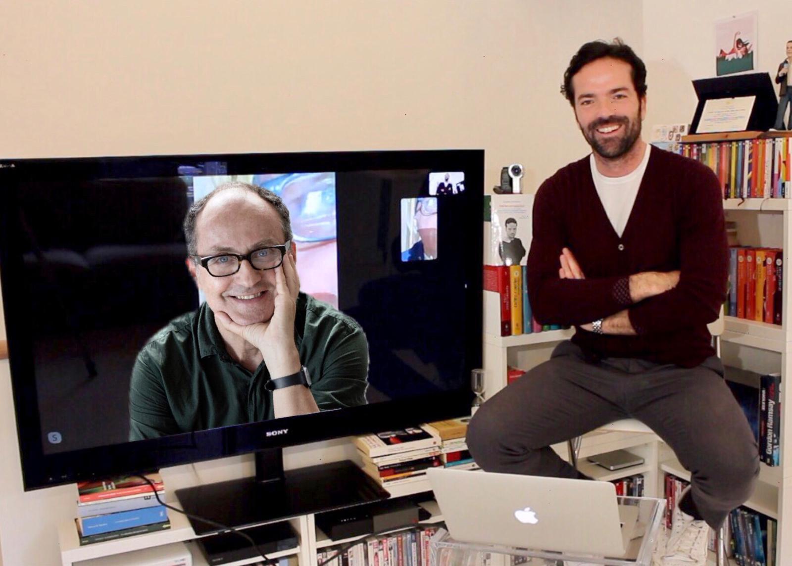 L'Antivirus, nel programma di Claudio Dominech il regista Pappi Corsicato spiega il successo di 'Vivi e lascia vivere'