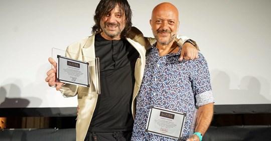 I doppiatori Roberto Pedicini e Christian Iansante tornano a Napoli per presentare i nuovi corsi dell'Accademia del Doppiaggio
