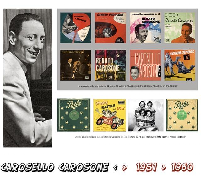 Carosello Carosone – La mostra a San Domenico Maggiore fino al 28 agosto 2020