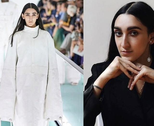Armine Harutyunyan, con lei Gucci solleva la querelle sulla percezione della bellezza