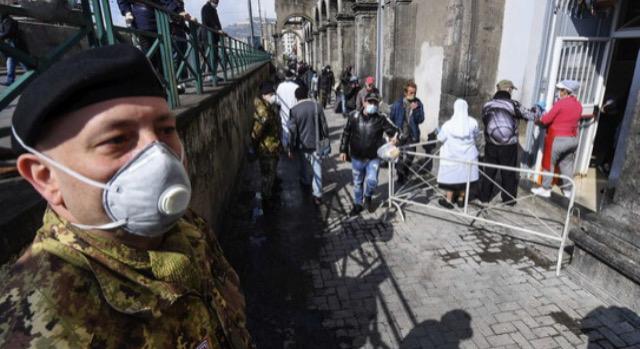 Pandemia e nuovi poveri: non si muore di solo Covid, si muore anche di fame
