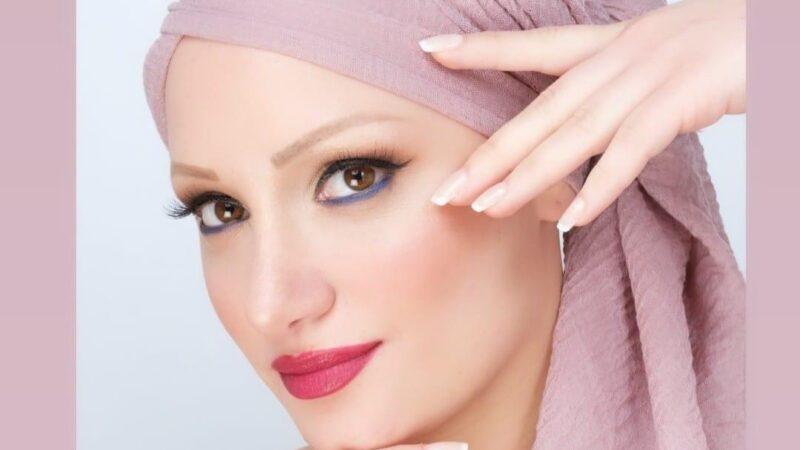 La ragazza col turbante: contro la malattia la proposta glamour di Lucia La Marca